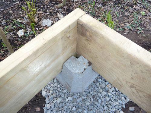 Bloc de beton pour patio 28 images foyer en blocs de b for Marche pour patio